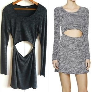 WILFRED FREE Solange Cut Out Jersey Dress
